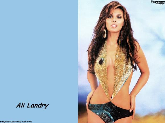 Unseen Girl Wallpaper Hollywood Actress Ali Landry Hot Wallpapers Amp Stills
