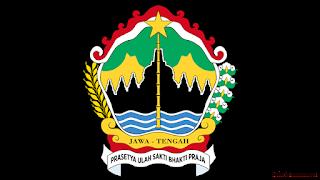 lambang logo provinsi jawa tengah png transparan - kanalmu