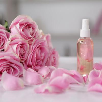 Công dụng của nước hoa hồng