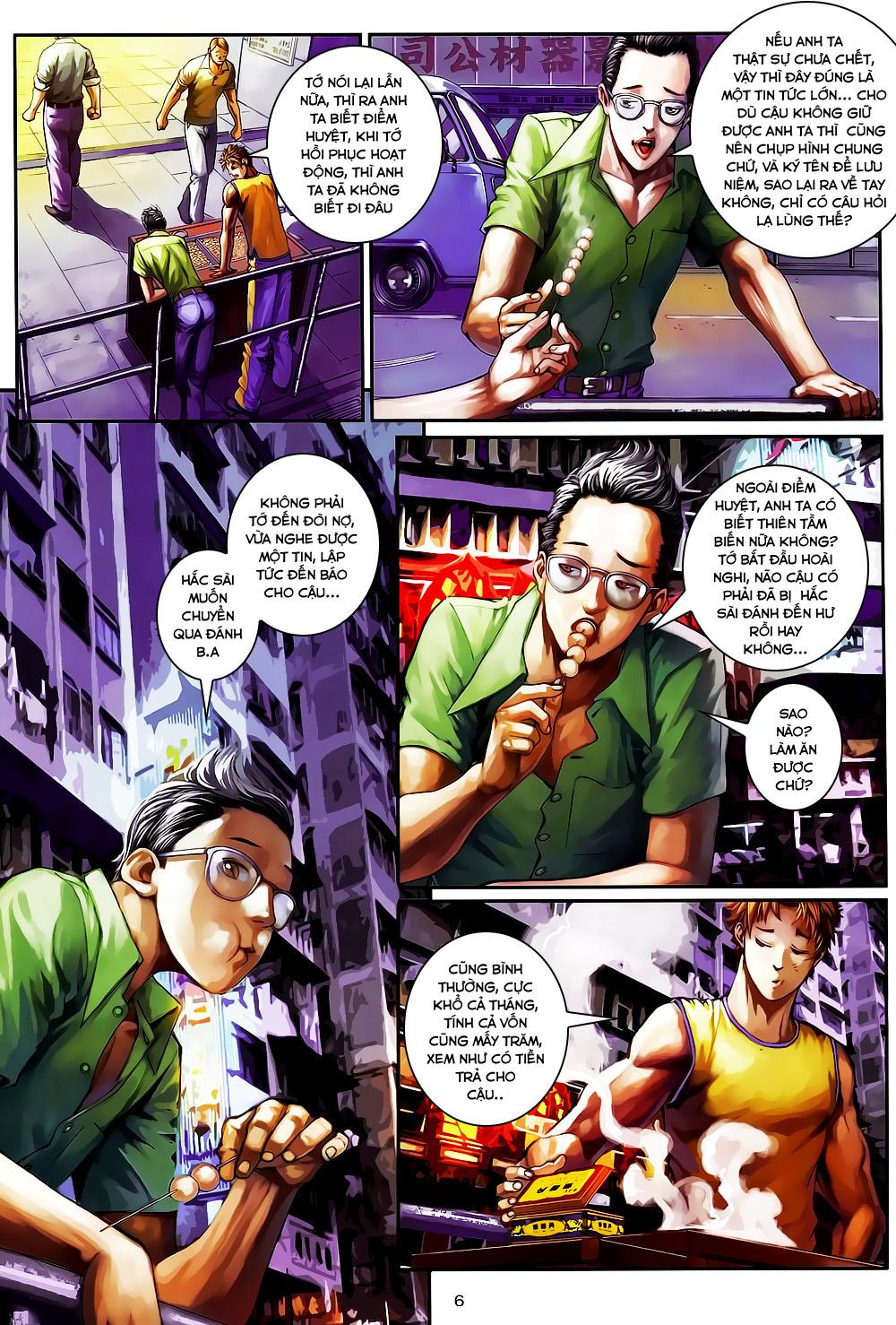 Quyền Đạo chapter 2 trang 6