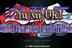 Yu-Gi-Oh! The Duelists Of The Roses PS2 ISO
