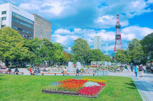 20 Tempat Wisata di Hokkaido Tebaru & Terkeren 2021