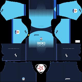 Atalanta BC 2018 - 2019 Third Kit