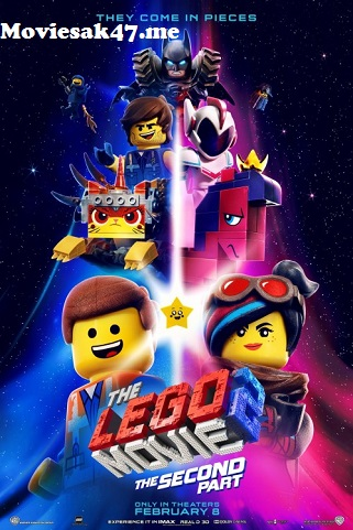 The Lego Movie 2: The Second Part (2019) HD-CAM Full English Movie 480p 720p