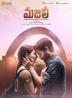 Majili 2020 Hindi Dubbed 720p WEBRip