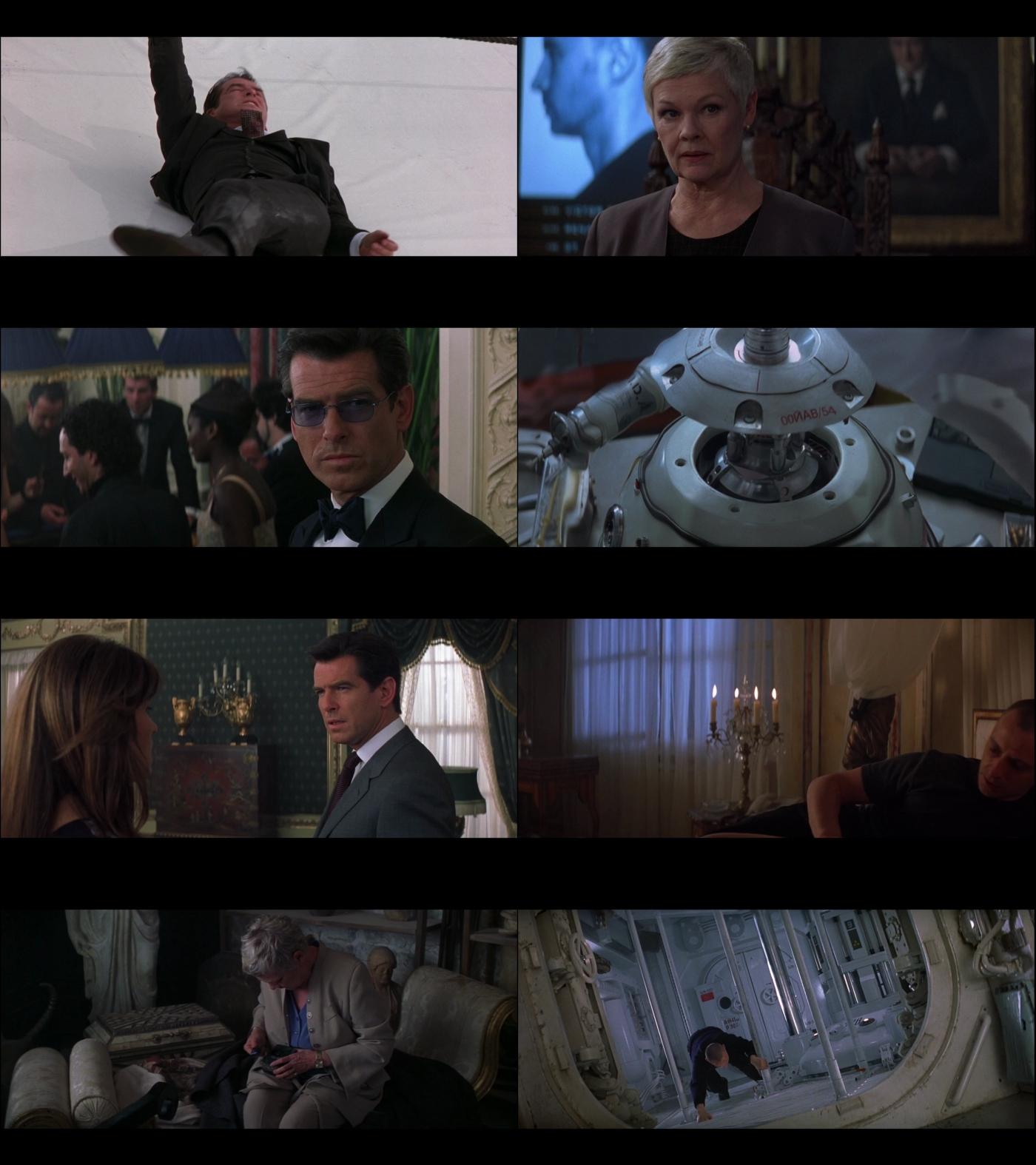 007 El Mundo no basta 1080p Latino