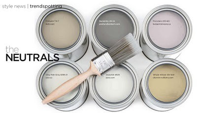 Focal Point Styling Benjamin Moore Olioboard Color