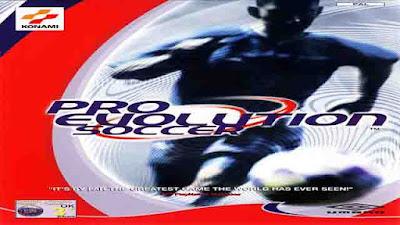 Pro Evolution Soccer 2001 ISO PS2 (PC)