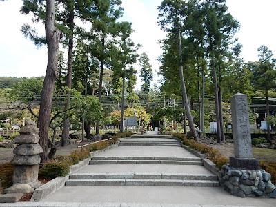円覚寺参道