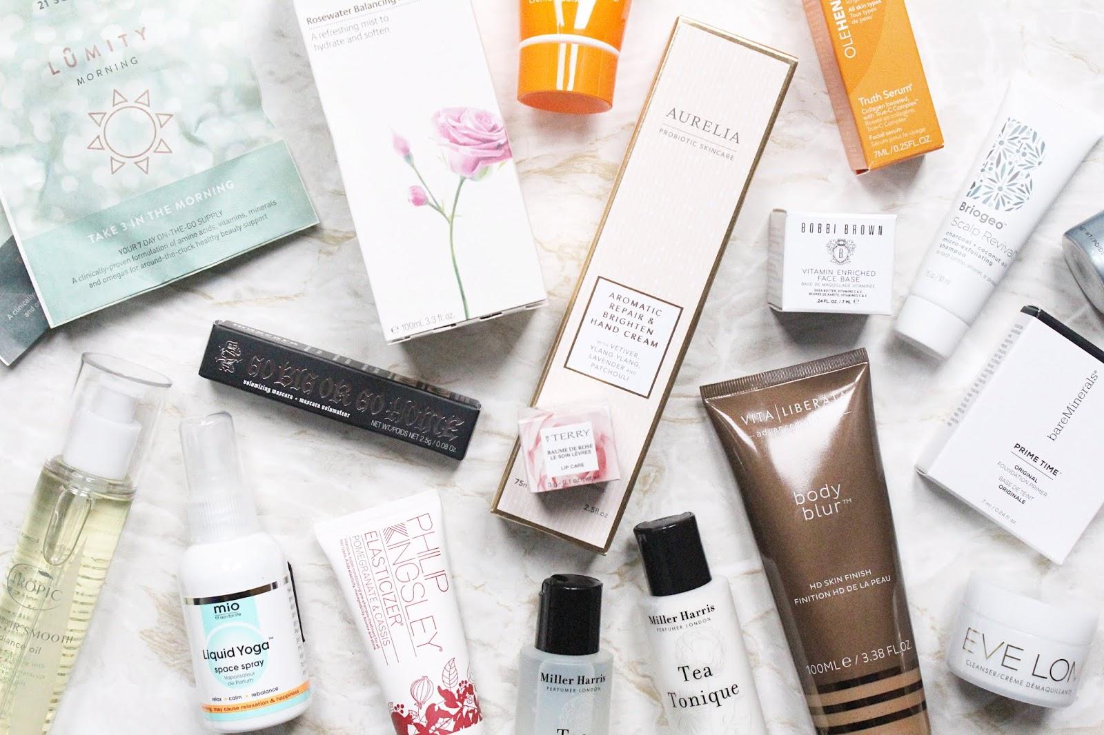 Latest in Beauty Grazia Beauty of Beauty Box