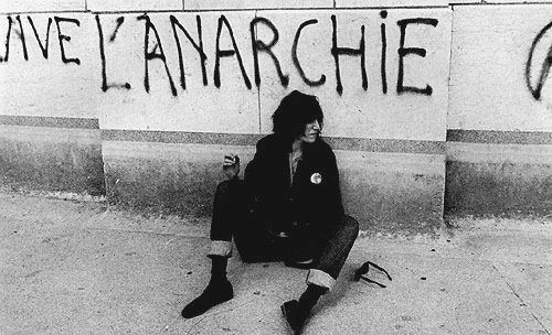 Patti Smith In France