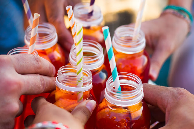 Old Orchard Summer Kiddie Mocktail