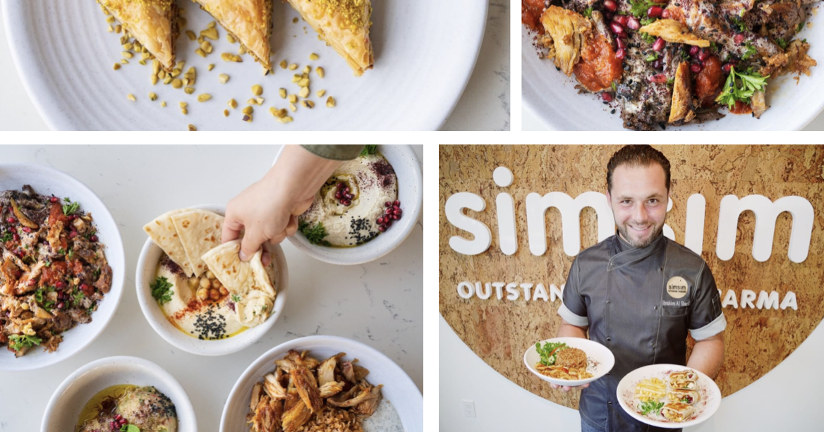 SanDiegoVille: San Diego's Simsim Outstanding Shawarma To