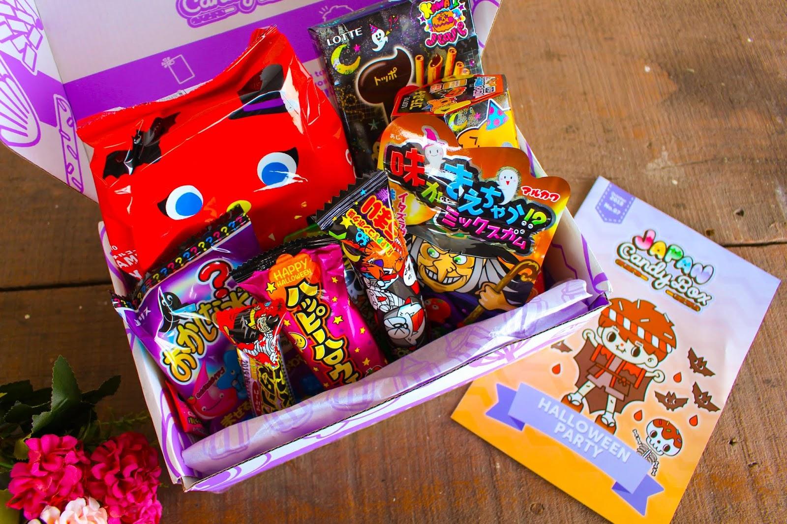 Sorteio - Saiba como Ganhar uma Japan Candy Box