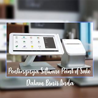 pentingnya menggunakan software point of sale dalam bisnis