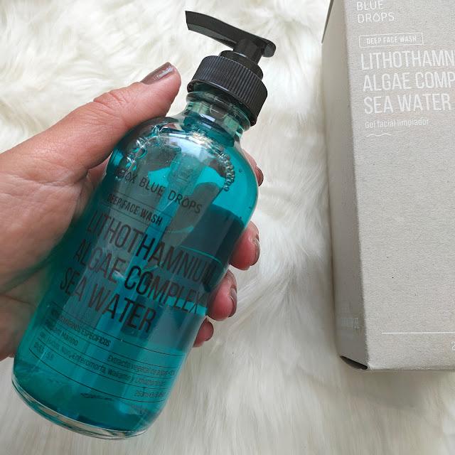 Limpiadora Detox Blue Drops