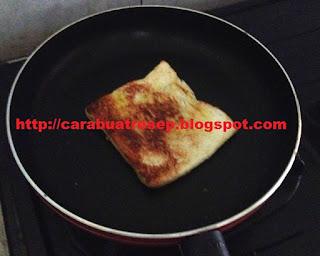 Foto Cara Membuat Roti Bakar Sederhana