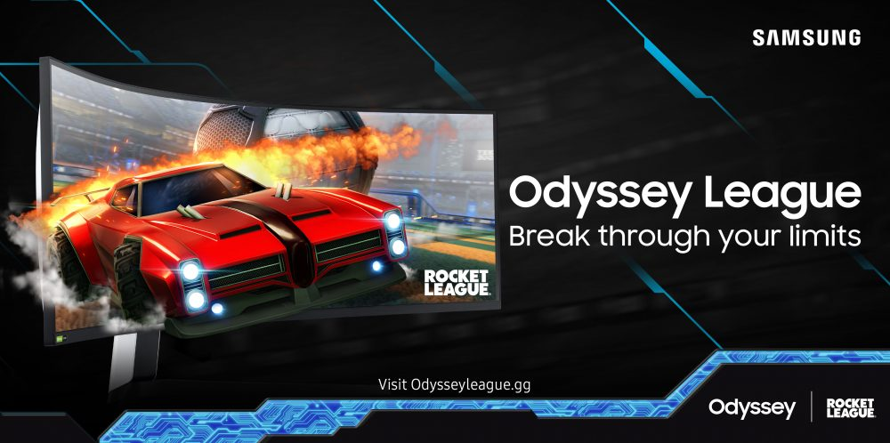 LAST CHANCE TO SIGN UP FOR SAMSUNG'S ODYSSEY LEAGUE 2021