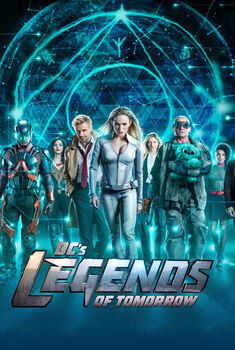 Legends of Tomorrow 5ª Temporada Torrent – WEB-DL 720p/1080p Dual Áudio