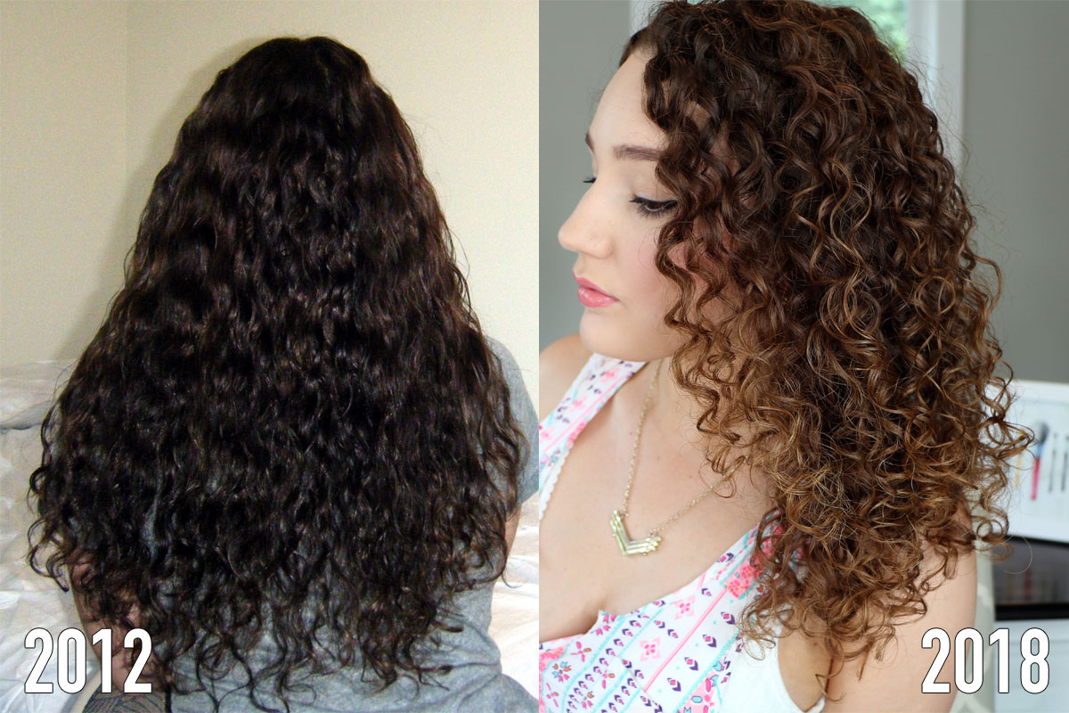 before-and-after-curly-girl-method
