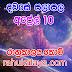 රාහු කාලය   ලග්න පලාපල 2020   Rahu Kalaya 2020  2020-04-10