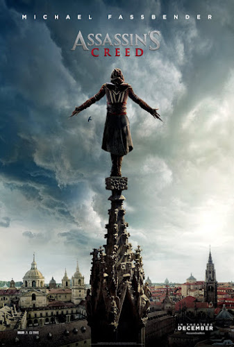 Assassin's Creed (BRRip 720p Dual Latino / Ingles) (2016)