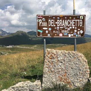 Mototurismo in Lessinia: Passo del Branchetto