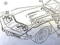 1976 Corvette Wiring Diagram Schematic