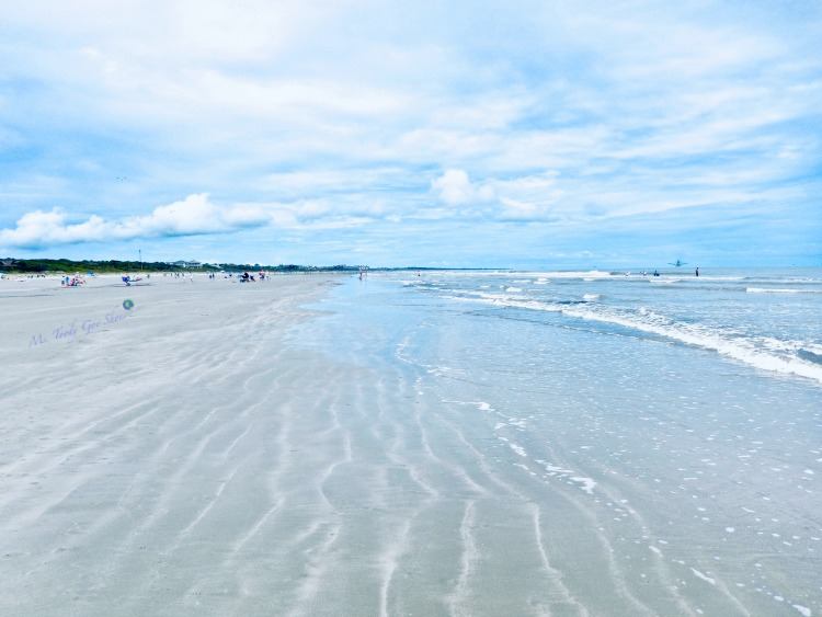 Kiawah Island, South Carolina, one of the world's beautiful beaches | Ms. Toody Goo Shoes, one of the world's beautiful beaches | Ms. Toody Goo Shoes