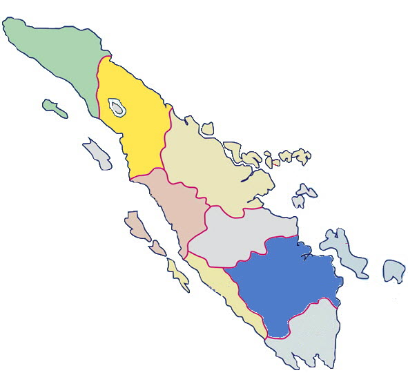 Daftar Nama Teluk Di Pulau Sumatera