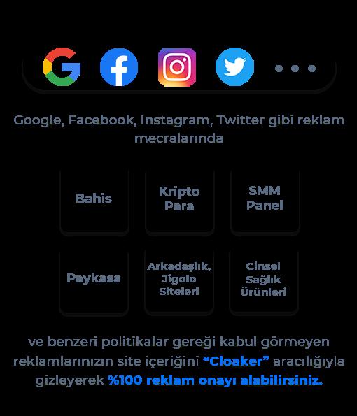 Facebook Cloaker Satın Al