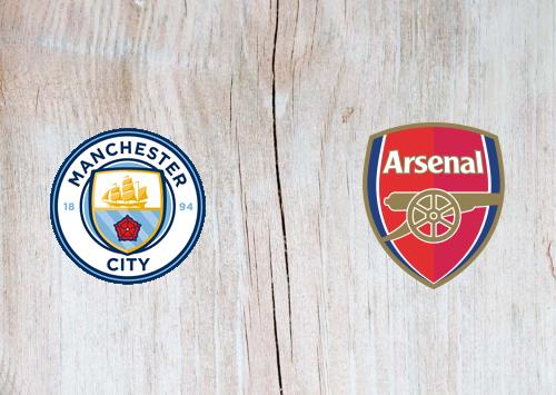 Manchester City vs Arsenal -Highlights 17 June 2020