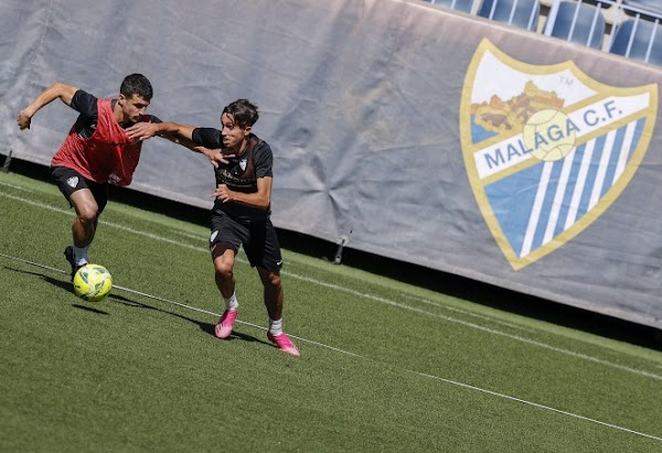 Málaga, plan semanal de entrenamiento (del 19 al 24 de Mayo)