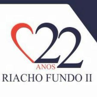 Aniversário de 22 anos do Riacho Fundo II