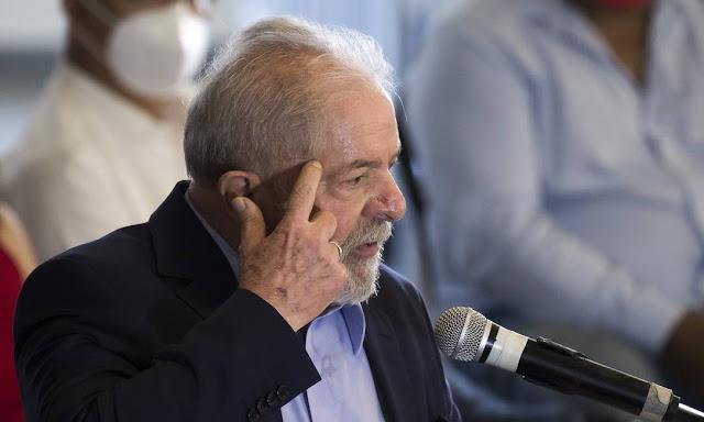 POLÍTICA: Preparando os caminhos para 2022, Lula (PT) inclui Pernambuco no radar