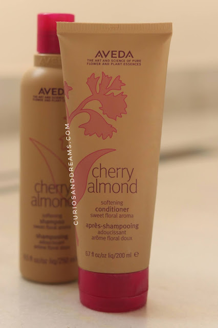 Aveda Cherry Almond conditioner, Aveda Cherry Almond conditioner review, Aveda Cherry Almond conditioner india, Aveda, Aveda india, aveda conditioner review