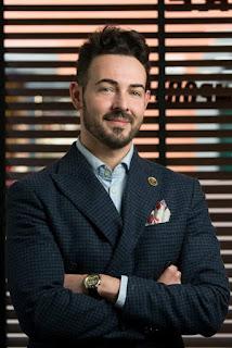 Mario Farulla bar manager