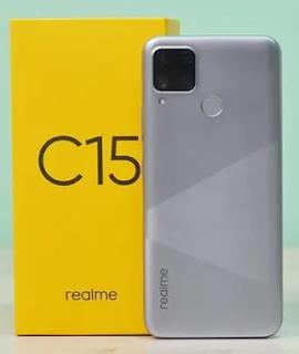 Ulasan dan Harga Realme C15 Terbaru