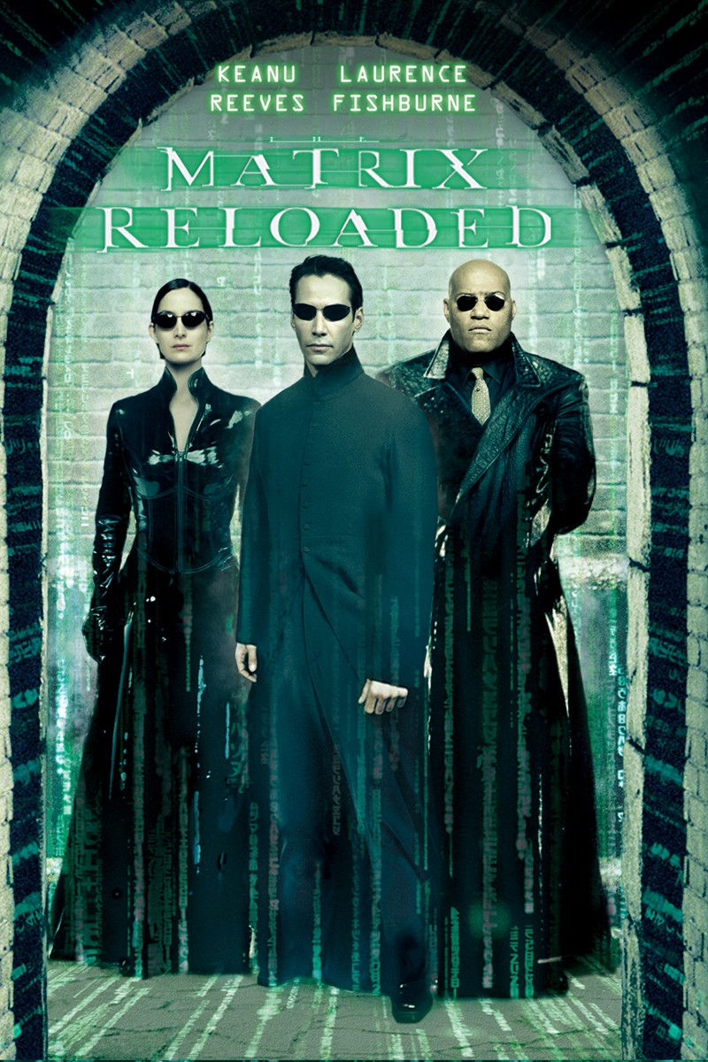 Mr Movie The Matrix Reloaded 2003 Movie Review