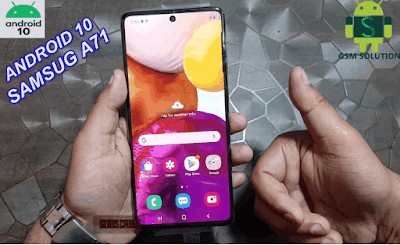 Bypass Samsung A71 FRP(Google Account)Android 10