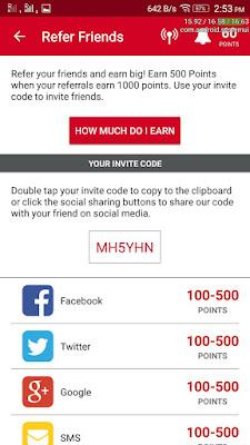 enter invite code