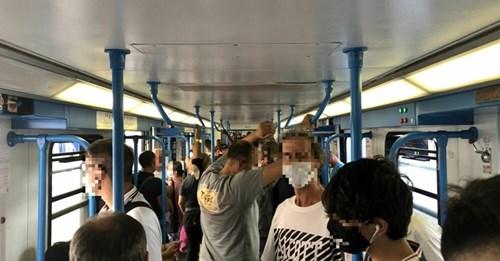 Roma-Lido nel caos: le richieste del Comitato pendolari