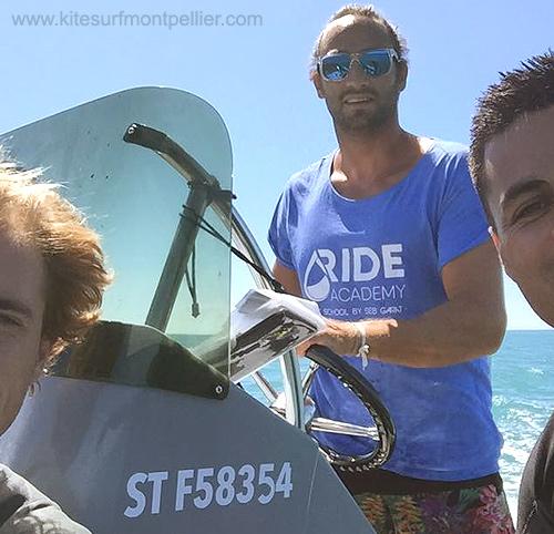Seb Garat Ride Academy