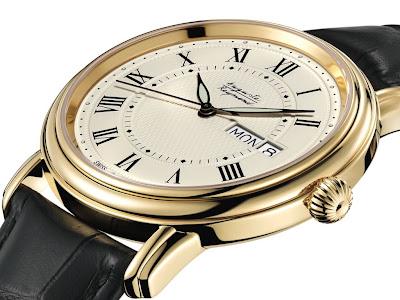 AUGUSTE REYMOND – Elegance Quartz Day/Date watch
