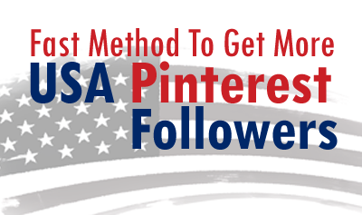 USA Pinterest Followers