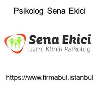 Psikolog Sena Ekici | Firma Bul İstanbul