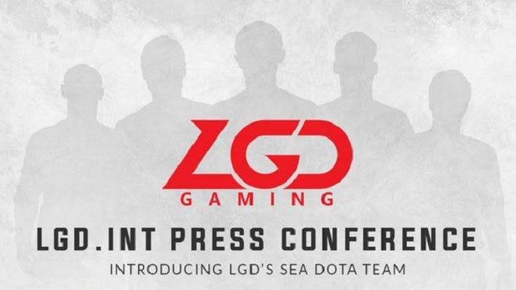 LGD Gaming bất ngờ thành lập đội hình LGD.International 2.0