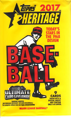 2017 Topps Heritage – First Look
