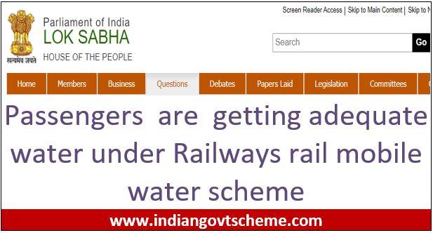 Railways+rail+mobile+water+scheme