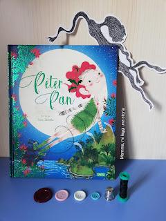 Peter Pan libro per bambini dai 6 anni